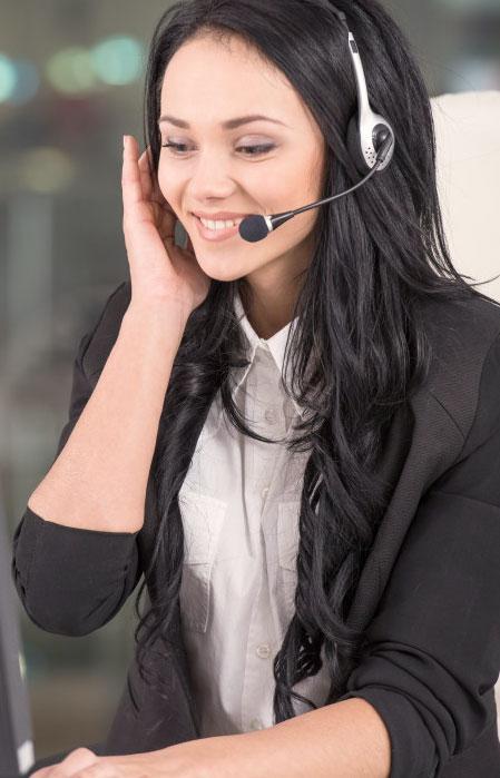 Call center France